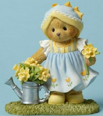 Cherished Teddies - Johanna - Our Friendship Is As Sunny As Daffodils #4044693