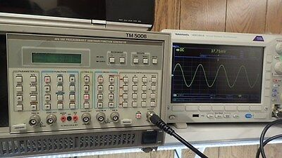 AFG 5101Tektronix AFG5101 Programmable Arbitrary/Function Generator - Tested  A+