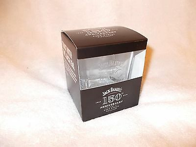 Jack Daniels 150th Anniversary of Distillery  2016 UK Edition Boxed