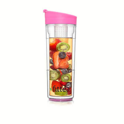 Fittea FruitTea Infuser Bottle