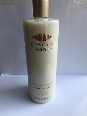 Mandara Spa Honey Milk Dream Softening Bath Milk 500ml RRP £9