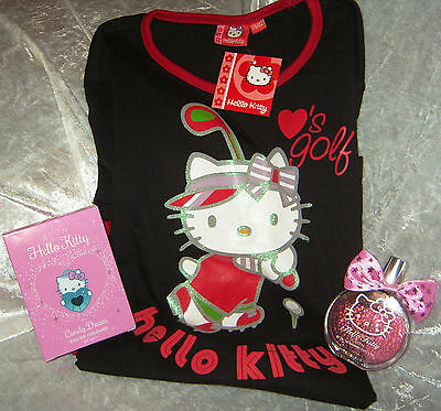 Avon Hello Kitty® CANDY DREAM 50 ml Eau de Cologne Spray + Shirt Gr. 176 /182