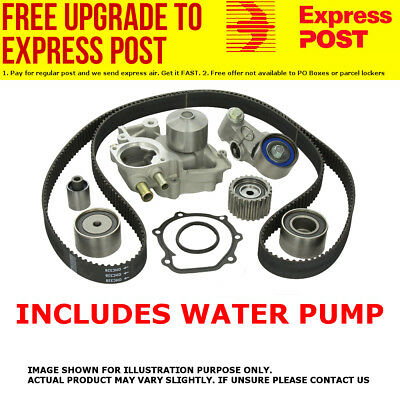 TIMING BELT KIT & Gmb Water Pump Holden Astra Ts Z18Xe Dohc