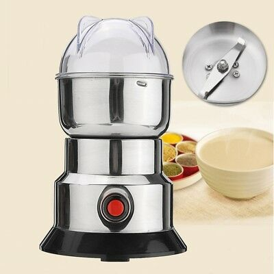 Electric Grinder Mill Flour Herb Powder Coffee Bean Grain Machine High Speed AU