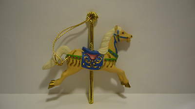 AVON Carousel Ornament Gallant Steed  NEW