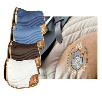 HKM Saddle cloth Roma Horse Riding pads Equestrian Dressage General Purpose 7718