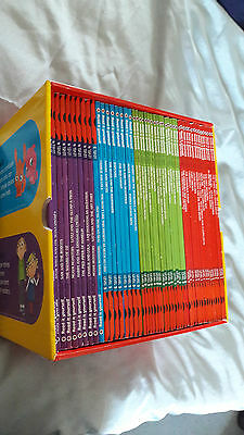 GREAT 49 BOOK box SET - READ IT YOURSELF - Ladybird - Peppa Pig, fairy tales,