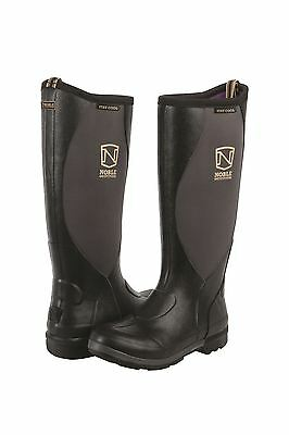 Noble Outfitters Damen Muds Stay Cool Wasserfest Hohe Stiefel BAT-12365P