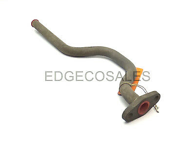 """New Holland """"3/4 Cyl"""" Tractor Turbocharger Oil Return Tube - 81823585"""
