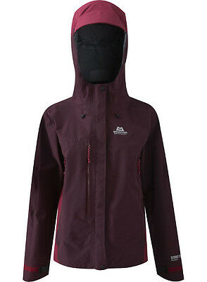 Mountain Equipment Women's Seraph Jacket (Dark Cranberry)