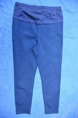 Crossroads Dark Denim MATERNITY Jegging Pants. Stretch Size 22 NEW rrp$44.99