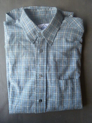 Ancienne chemise MIKAVA Aventure taille 2 chemise vintage french antique
