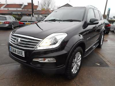 2014 SSANGYONG REXTON W 2.0 EX Tip Auto SEVEN SEATS GREAT SPECIFICATION