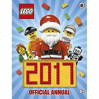 Lego Official Annual 2017 ** Brand New ** ( Hardback )