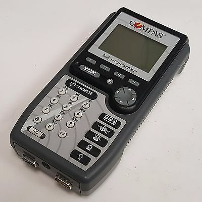 Microtest Compas 2939-4000-06 LAN Network Cable Tester