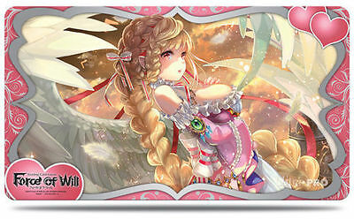 Ultra Pro Force of Will Valentine's Day Playmat New