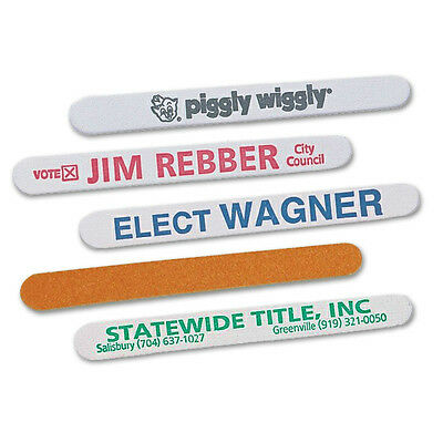 EMERY BOARDS / NAIL FILES - 1,500 quantity - Custom Printed with Your Logo