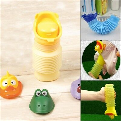 Portable Adult Kids Urinal Camping Travel Car Urination Pee Toilet Urine Device