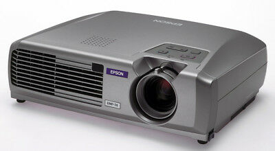CHEAP Epson EMP-74 LCD HOME CINEMA LCD PROJECTOR  NEW LAMP MOVIES PRESENTATION