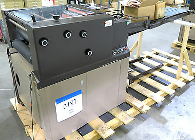 "Didde Sheeter Delivery Unit 22"" Cutoff x 17-1/2"" wide for D-G 860 Web Press"