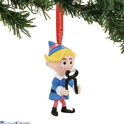 Department 56 Rudolph 4057969 Hermey with Pliers Ornament 2017