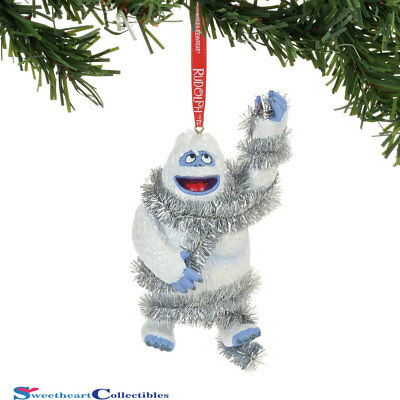 Department 56 Rudolph 4057974 Bumble in Tinsel Ornament 2017