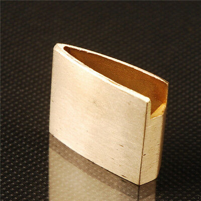 Plain Brass Habaki Collar For DIY Japanese Samurai Katana Sword Wakizashi Blade