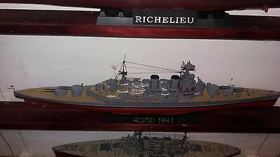 1/350 HMS Hood built and painted