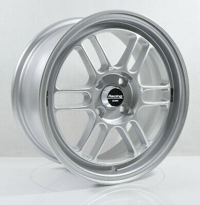 4pcs ENKEI RPF1 15 inch Mag Wheels Rim 4X100/4X114.3 Alloy wheel Car Rims S-3