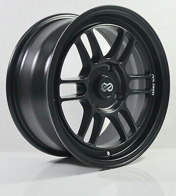 4pcs ENKEI RPF1 15 inch Mag Wheels Rim 4X100/4X114.3 Alloy wheel Car Rims FB-3