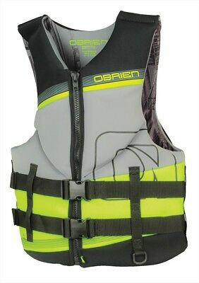 2017 O'Brien Flex Buoyancy Ladies Neoprene Water Sports Vest, XS to XL. 67114