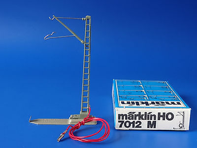 MARKLIN H0 - 7012 - Catenary Power Feeder Mast - BOX // NEW