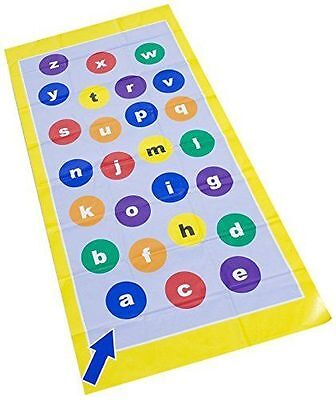 Eduk8 Alphabet Play Mat discounted due to shabby packaging