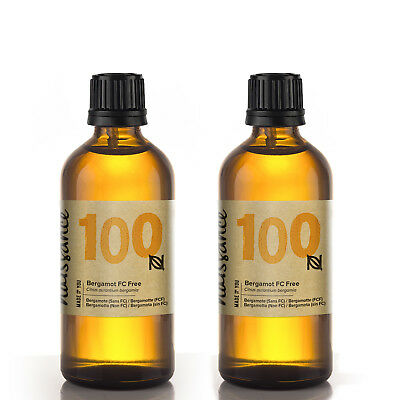 Naissance Wholesale Pure Bergamot 200ml (2 x 100ml) FC - Free Essential Oil