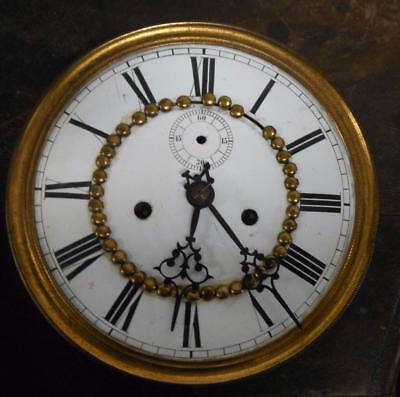 double weight vienna movement with stand