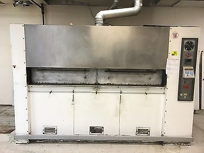 Reed Revolving shelf Oven    model 5-26x92