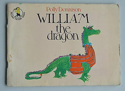 William the dragon by Polly Donnison Softcover Piccolo Pan books 1974
