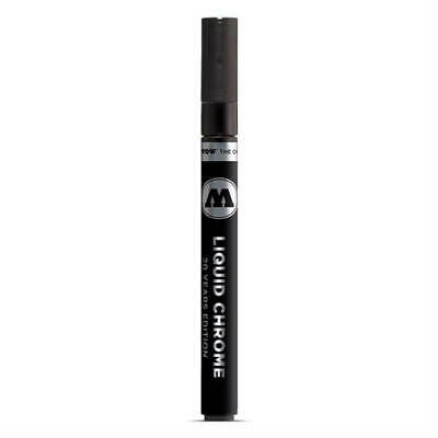 Molotow Liquid Chrome Marker 1mm Tip MLW101