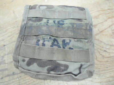 US Army SEKRI Multicam MOLLE IFAK II Pouch (used)