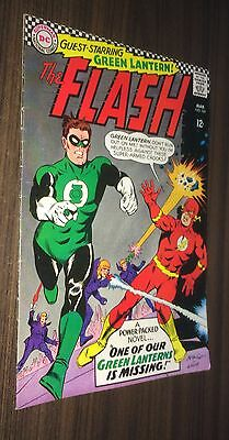FLASH #168 -- March 1967 -- VG/VG+ Or Better