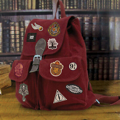 Bügelbilder Harry Potter Aufnäher Harry Potter Hogwarts 9 3/4 im 14er Set