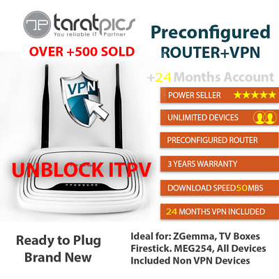 VPN SERVICE ALL IN ONE ACCOUNT 12Months 2 Devices +200 Servers 7 Countries