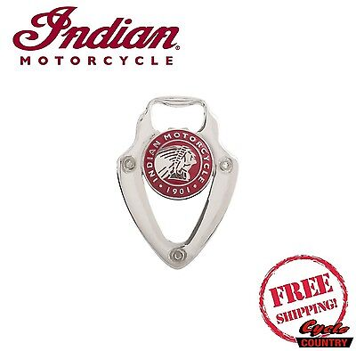 Genuine Indian Motorcycle Brand Logo Bottle Opener New Free Shipping Scout Chief