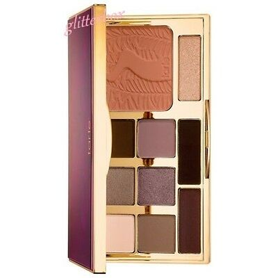 Tarte Amazonian Clay Energy Noir Eye & Cheek Palette ~ NEW FRESH STOCK