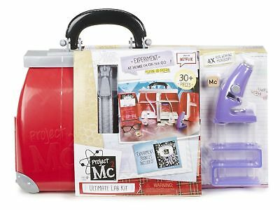 New Project Mc2 Ultimate Lab Kit 528821 Science Experiments Spy Stem Learning