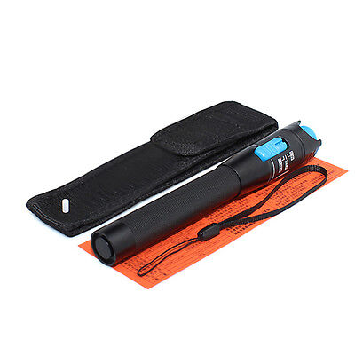 Visual Fault Locator Red Light Pen 10mV Fiber Optic Cable Tester Equipment NEW