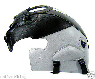 BMW R1200GS 2007 BAGSTER Tank Protector Cover BLACK GREY 1489E for BAGLUX bag GS