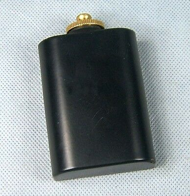 Wwii Imperial Japanese Army Oil Box - Black