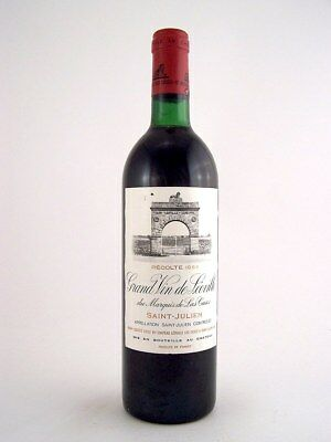 1984 GRAND VIN de LEOVILLE Las Cases Isle of Wine