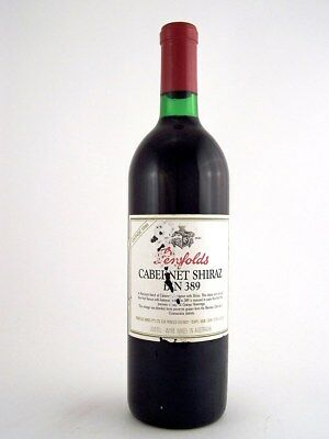 1986 PENFOLDS Bin 389 Cabernet Shiraz A Isle of Wine